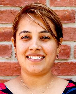 Mrs. Tamanna Manish MUJARDI