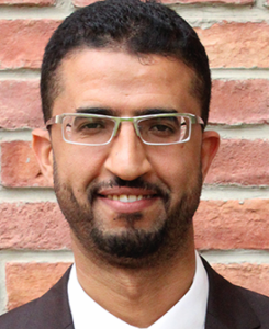 Mr. Mahdar ABDERRAZAK